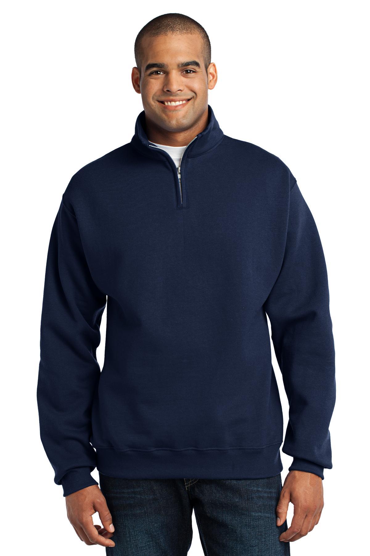Sweatshirts-Fleece-Half-Quarter-Zip-1
