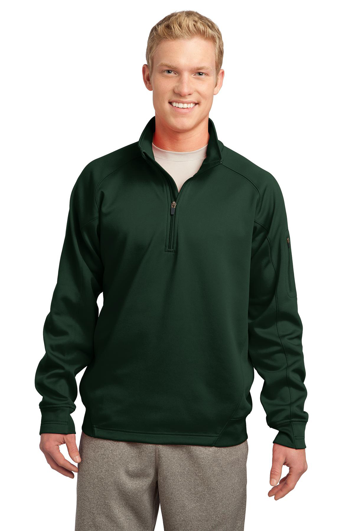 Sweatshirts-Fleece-Half-Quarter-Zip-5