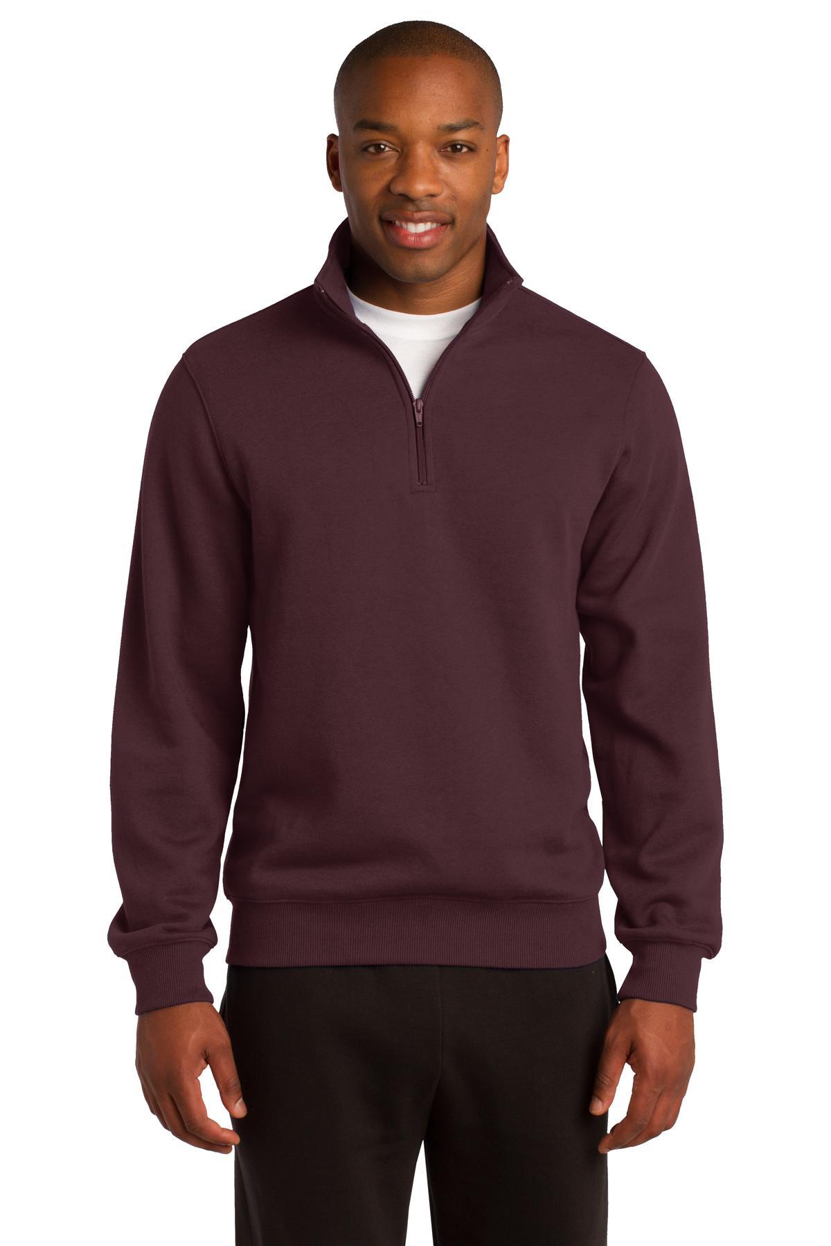 Sweatshirts-Fleece-Half-Quarter-Zip-7